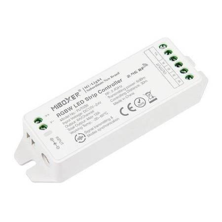 Kontroler LED MI-LIGHT RGBW 12-24V DC 4-strefowy 12A