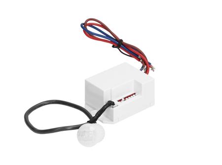 ORNO Czujnik ruchu 360st. z zewnętrznym sensorem IP20 230V 800W