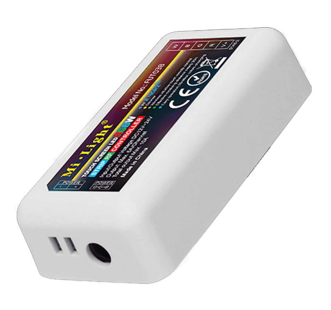 Odbiornik LED MI-LIGHT RGBW 12-24V DC 4-strefowy 10A