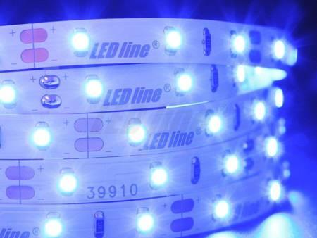 Taśma LED line 300 SMD 3528 niebieska 5 metrów