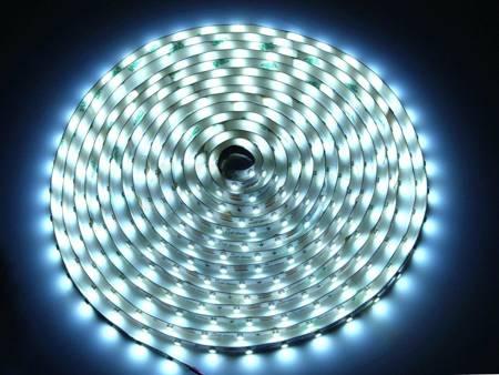 Taśma LED line SAMSUNG 300 SMD5630  24V biała zimna 10000-13000K 5 metrów