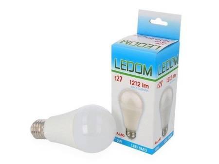 Żarówka LED SMD E27 230V 1212lm 12W 4000K biała dzienna