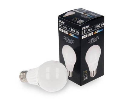 Żarówka LED line E27 230V 13W 1300lm 4000K A65 biała dzienna ściemnialna