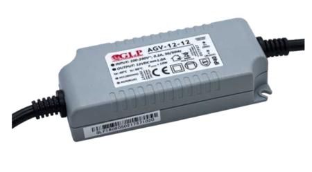 Zasilacz LED AGV-12-12 1A 12W 12V IP40
